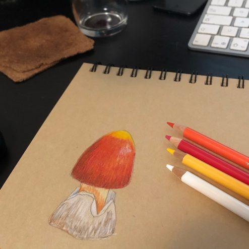 American Caesar Mushroom
